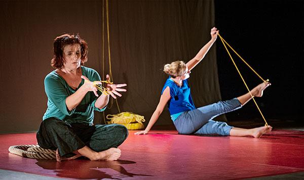 Pressefoto: theater monteure - mit dir zusammen