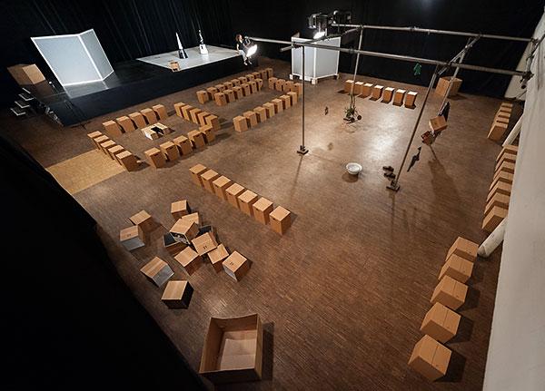 theater monteure - DerDieDadas