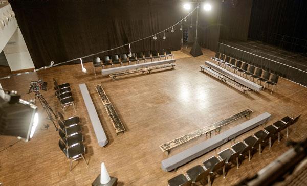 theater monteure - raus bist du noch lange nicht